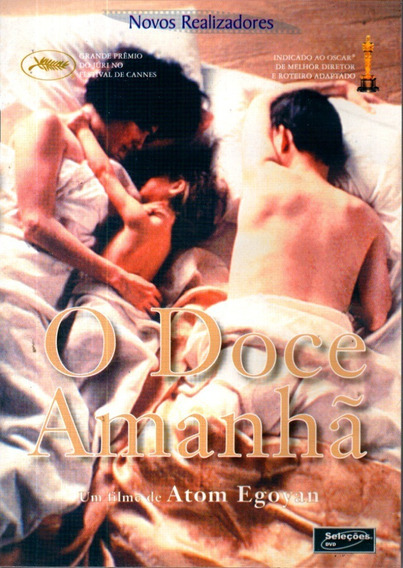 O Doce Amanhã The Sweet Hereafter Atom Egoyan Dvd - Música, Filmes e  Seriados no Mercado Livre Brasil