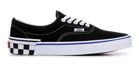 Zapatillas Vans Era Clasicas Negro-blanco