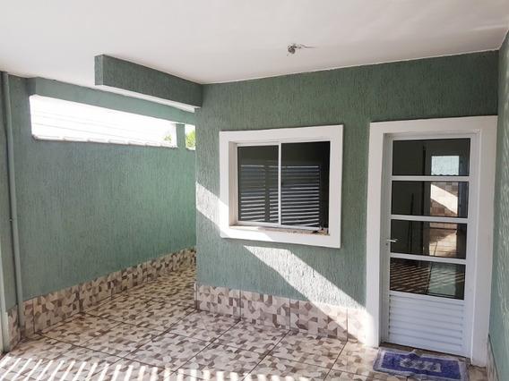 Santo Elias/mesquita. Casa Independente C/2 Quartos(1 Suíte), 2 Banheiros E Garagem. - Ca00557 - 33411133