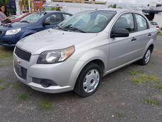 Chevrolet Aveo 2012 4p Ls B 5 Vel A/a