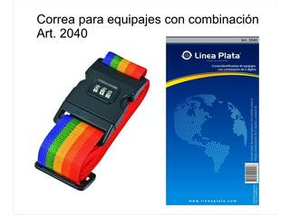 Sc Correa Con Combinación Para Valijas