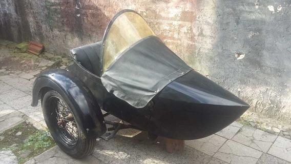 Sidecar Harley Davidson 1930