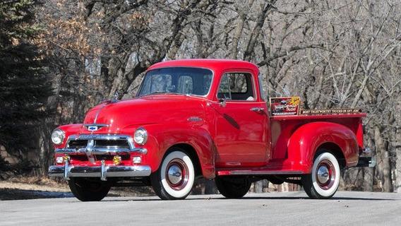 Chevrolet 3100 1951 Modelo Boca De Bagre Boca De Sapo