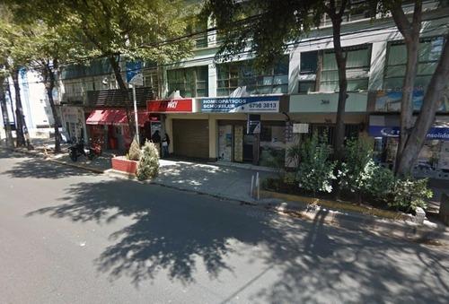 Local Comercial Muy Bien Ubicado En Col. Roma Sur