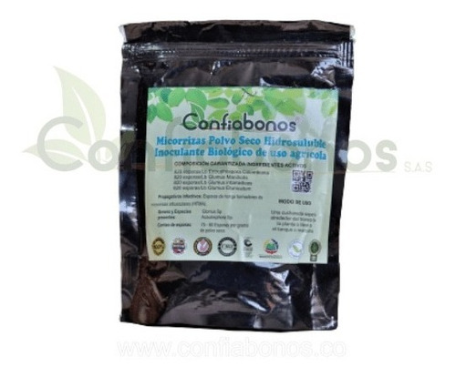 Florescencia Polvo Seco (100% Orgánica) 200gm