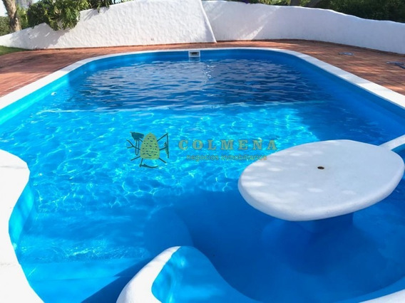 Muy Buen Casa En Punta Del Este, De 1130 M2 Construidos Y 5130 M De Terreno, Con Piscina, Cancha De Tennis, Etc.. Consulte!!!!!!!-ref:1704