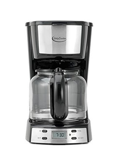 Betty Crocker Bc2809cb Cafetera Electrica Programable 12 Tz