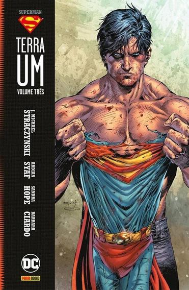 Superman - Terra Um - Vol. 3