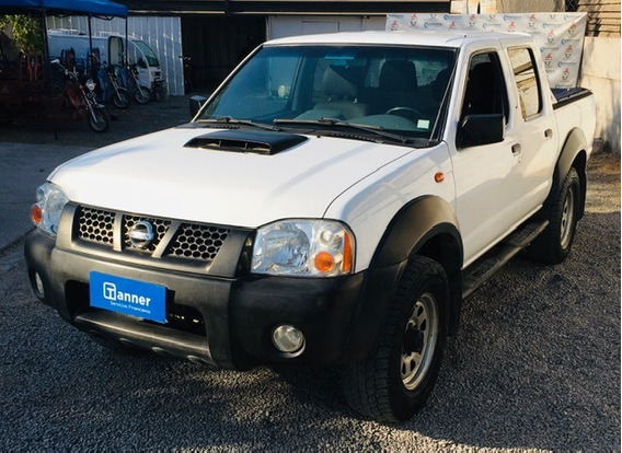 Nissan Terrano D/cab Diesel 2012 Impecable Credito Directo