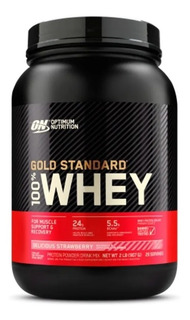 Gold Standard 100% Whey Protein Isolate 2lbs. On
