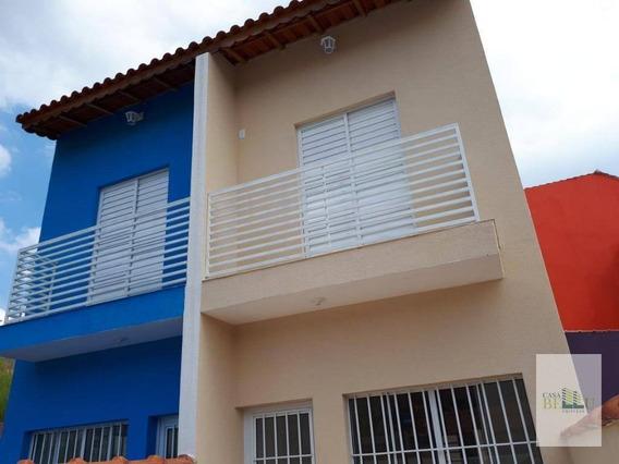 Casa Com 2 Dormitórios À Venda, 65 M² Por R$ 198.000,00 - Jardim Santo Antonio - Franco Da Rocha/sp - Ca0151