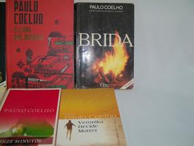 Lote De Livros Esotéricos - Paulo Coelho - Leia O Anúncio