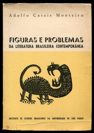 Figuras E Problemas Da Literatura Brasileira Contemp. L.2309