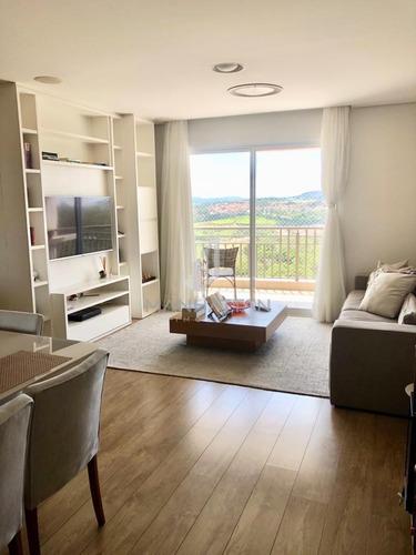 Imagem 1 de 30 de Apartamento À Venda Em Vila Santa Cruz - Ap005828