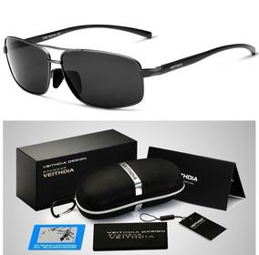 d083a3206 Oculos Sol Masculino Quadrado Luxo - Óculos no Mercado Livre Brasil