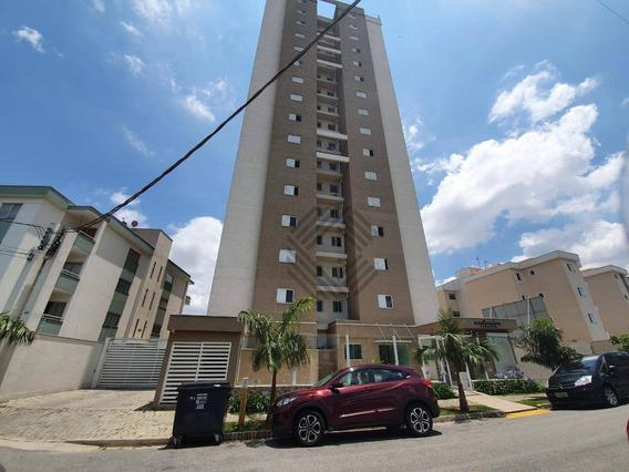 Apartamento Com 3 Dormitórios Para Alugar, 68 M² Por R$ 1.700/mês - Parque Campolim - Sorocaba/sp - Ap8218