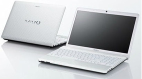 Notebook Sony Vaio Dual-core 3gb Hd 320gb Tela Lcd 15,5