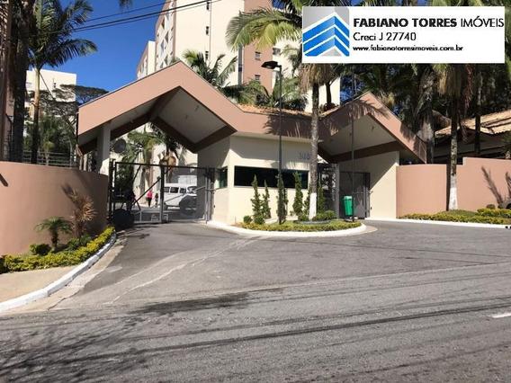Apartamento A Venda Em São Bernardo Do Campo, Bairro Dos Casas, 2 Dormitórios, 1 Banheiro, 1 Vaga - 1699