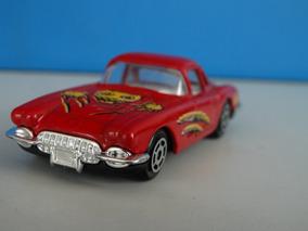 Chevrolet Corvette 1958 - Majorette - 1:53 Loose