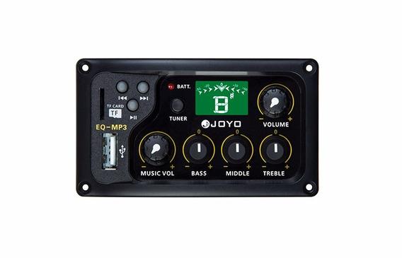 Joyo Eq Mp3 Ecualizador Para Guitarra Usb