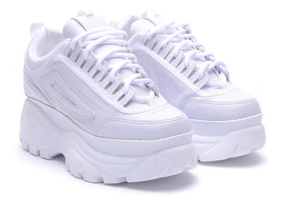 Zapatillas Mujer Moda Plataforma Sneakers Urbanas Heben 2020