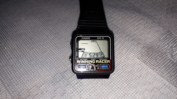 Casio Game Gr-5 Winning Racer Módulo 687 Japan Raro