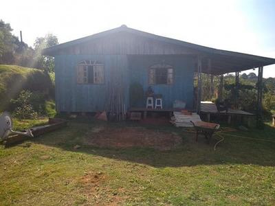 Chácara Com 2 Dormitórios À Venda Por R$ 145.000 - Loteamento Chácaras Gargantilhas - Campinas/sp - Ch0406