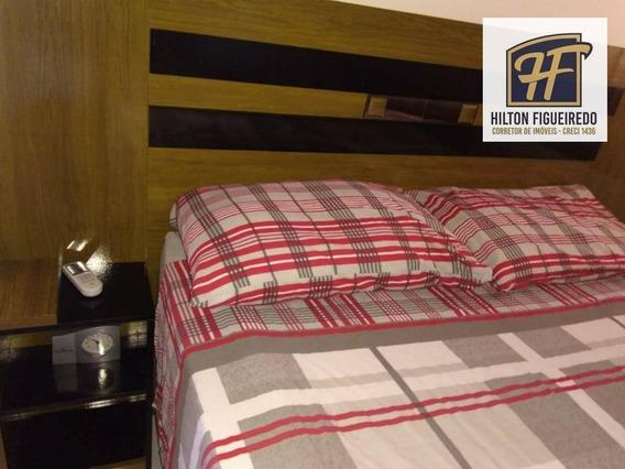 Alugo Apartamento Para Temporada No Bessa, 2 Quartos S- 1 Suite, Sla, Coz, Wsc,próximo À Praça Do Caju, Próximo Do Mar. Diária R$ 250 - Ap5623