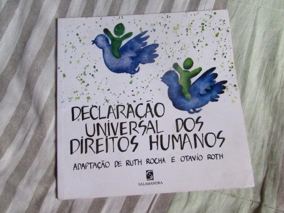 Declaração Universal Dos Direitos Humanos Ruth Rocha
