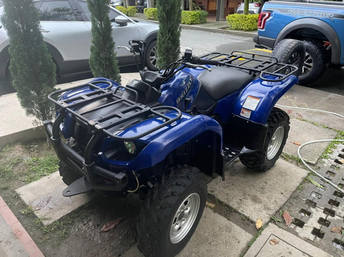 Yamaha Grizzly 660