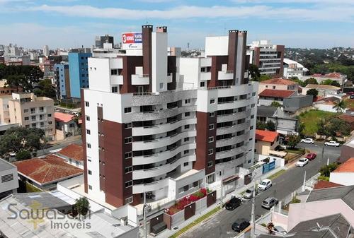 Apartamento A Venda No Bairro Ahú Em Curitiba - Pr.  - Ap-1259-1