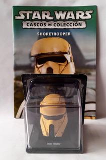 Star Wars Cascos N° 49 Shoretrooper + Revista