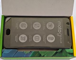 Celular Moto G5 Plus 5ª Ger. Xt1687gsm 64gb 4gb Ram Microsd