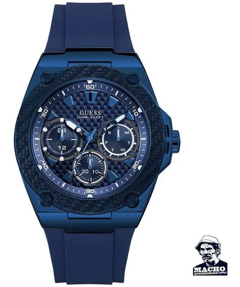 Reloj Guess Legacy W1049g7 En Stock Original Nuevo