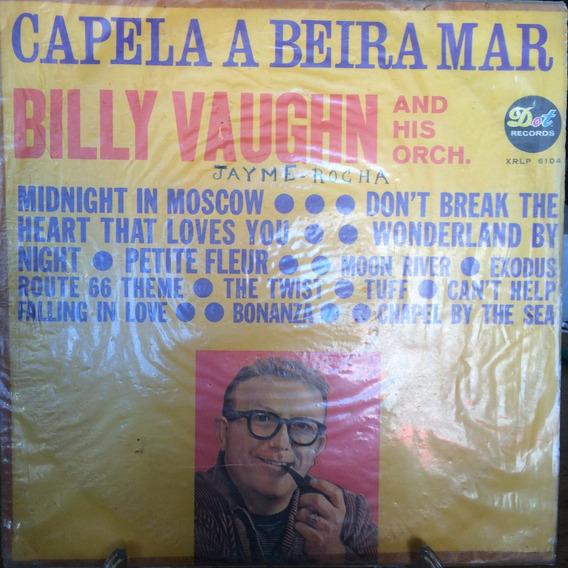 Lp- Capela A Beira Mar- Billy Vaughn