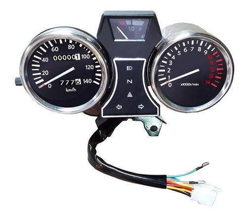 Tablero Con Cuenta Vuelta Mecanico Con Cable Yumbo Speed 125