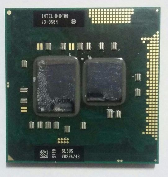 Processador Intel Core I3 350m 3mb 2.26ghz 989