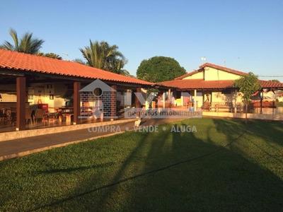 Chácara Para Venda No Área Rural De Santa Vitória, Santa Vitória/mg - 25461