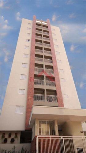 Imagem 1 de 9 de Apartamento Com 2 Dorms, Barcelona, São Caetano Do Sul - R$ 518.700,00, 61m² - Codigo: 110 - V110