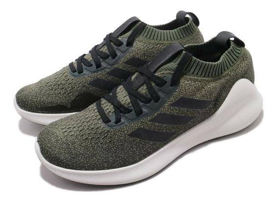 Tênis adidas Purebounce + Verde Masculino.