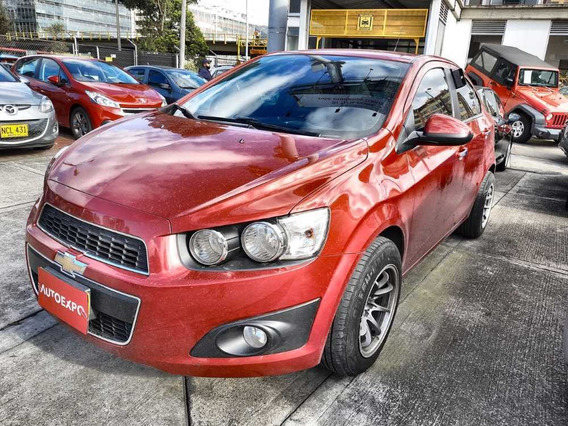 Chevrolet Sonic Lt Sedan Mec 1,6 Gasolina
