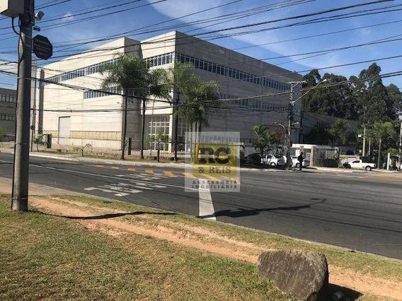 Galpão Industrial Para Locação, Tamboré, Barueri - Ga0097. - Ga0097