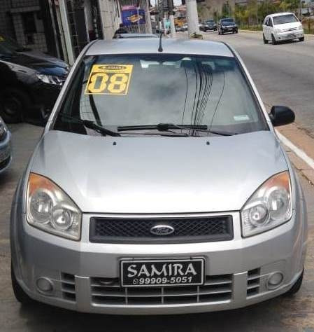 Fiesta Sedan 1.6 Flex 2008 Financia