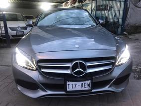 Mercedes-benz Clase C 2.0 200 Cgi Sport At 2016