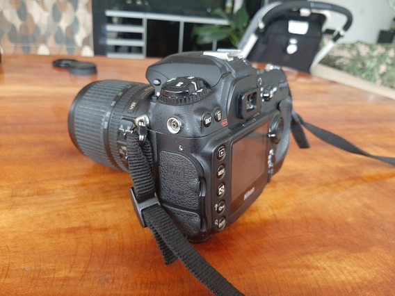 Câmera Nikon D200 18-105mm