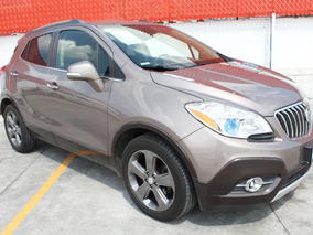 Buick Encore 1.4 At 2014 Premium Arena Impecable C/ Garantia