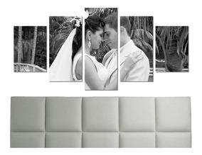 Kit Quadro Decorativo Personalizado - Use Sua Foto