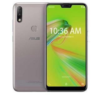 Zenfone Max (m2) Prata Asus Tela 6,2 4g 32 Gb 12+5mp Zb634kl