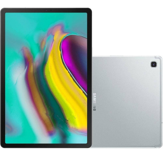 Tablet Samsung Galaxy Tab S5e 64gb 4g 10.5 13mp+8mp - Prata