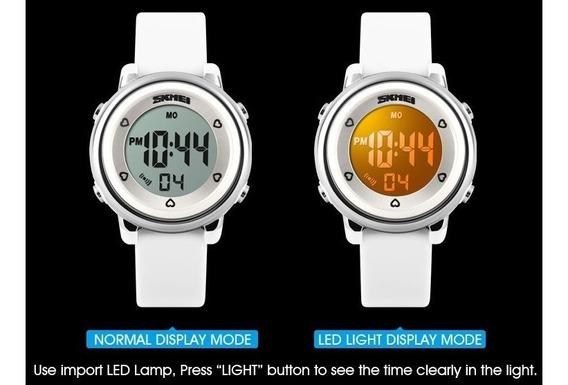 Relógio Digital Infantil Skmei 1100